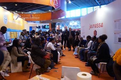 Une conférence sur les jeunes entrepreneurs africains
